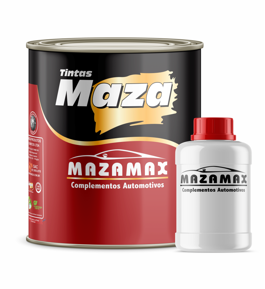 Kit Wash Primer Fosfatizante